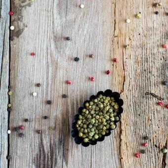 Pieprz zielony ziarno