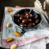Migdały w ciemnej czekoladzie