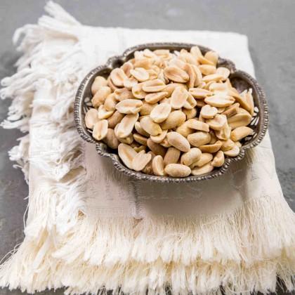 Orzechy arachidowe prażone bez soli