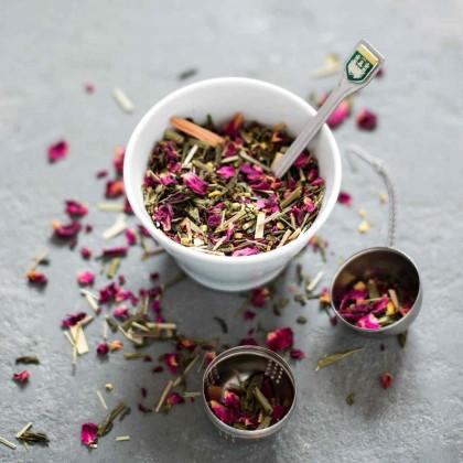 Herbata zielona róża