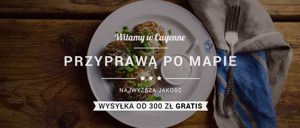 Wysyłka Gratis od 300 zł